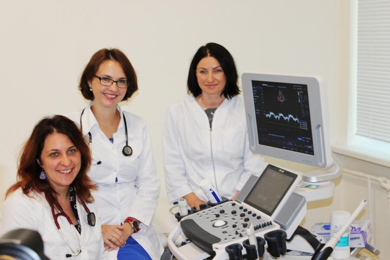 <strong>Druskininkų šeimos klinikoje – profesionalių kardiologų komanda.</strong>
